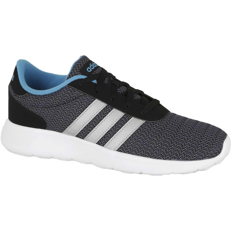 best cheap 2f7e0 a120d Zapatilla de Hombre adidas NEO Negro  Blanco lite racer