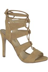 Sandalia de Mujer Platanitos S HEATHER Tan