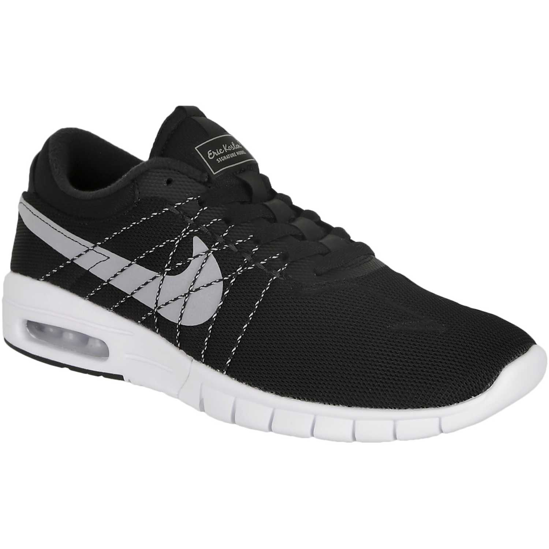 Zapatilla de Hombre Nike Negro  Blanco koston max