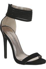 Sandalia de Mujer Platanitos SP GLEE60 Negro