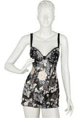 Kayser Negro de Mujer modelo 73.909 Ropa Interior Y Pijamas Lencería Babydoll