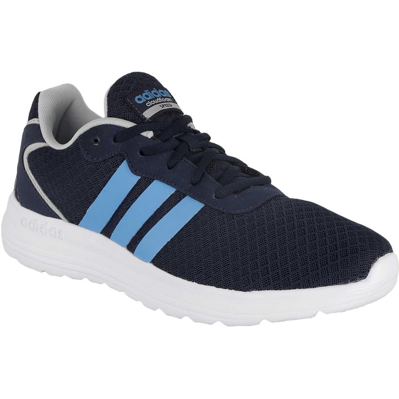 f3114167 Zapatilla de Hombre adidas NEO Azul / Celeste cloudfoam speed ...