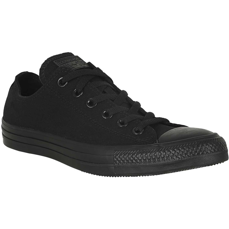 Zapatilla de Jovencita Converse Negro / negro ct core ox