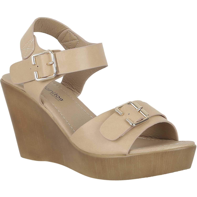 Sandalia de Mujer Platanitos Piel spw brisa01