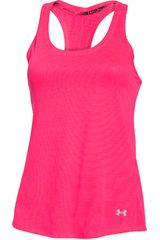 Bividi de Mujer UNDER ARMOUR CHARGED NLS TANK Fucsia