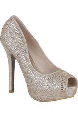 Calzado de Mujer Platanitos CP BELLE07 Champagne