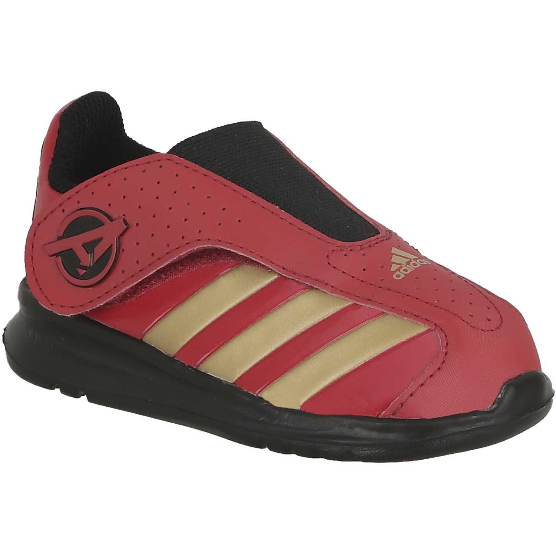 buy online e22d7 faf29 Zapatilla de Niño adidas Rojo   Negro marvel avengers toddler