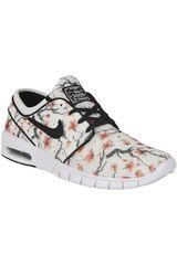 Nike Blanco de Hombre modelo STEFAN JANOSKI MAX PRM Deportivo Urban Skate Casual Zapatillas Calzado Hombre