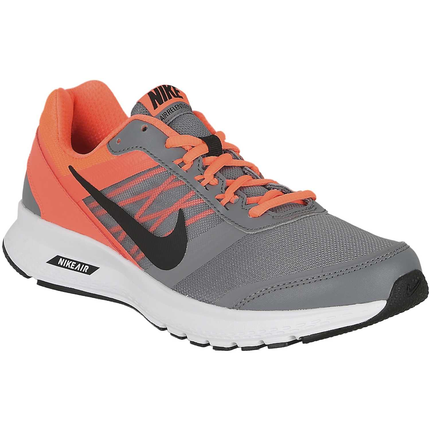 wholesale dealer e5568 003a8 Zapatilla de Hombre Nike Gris  Rojo air relentless 5 msl