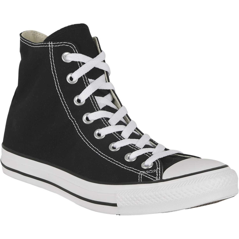 low priced acbae 8a727 Converse Negro de Hombre modelo ct as core hi Zapatillas Casual Walking  Urban Deportivo