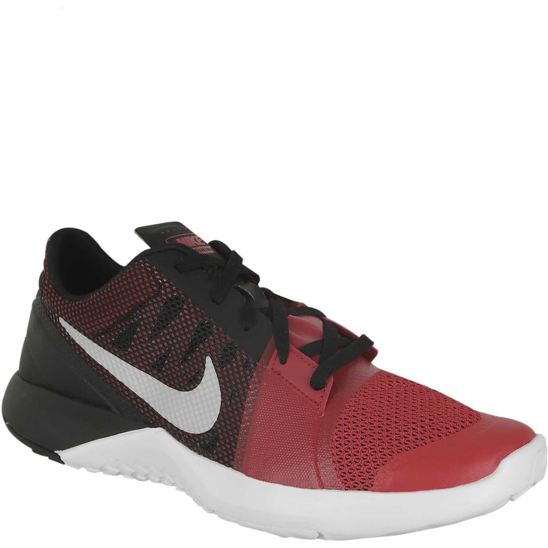 buy online 46fa9 af352 Zapatilla de Hombre Nike Negro / Rojo fs lite trainer 3 | platanitos.com