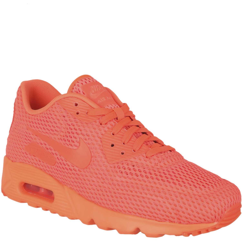 Zapatilla de Hombre Nike anaranjado air max 90 ultra br  77b21ef04fbe1