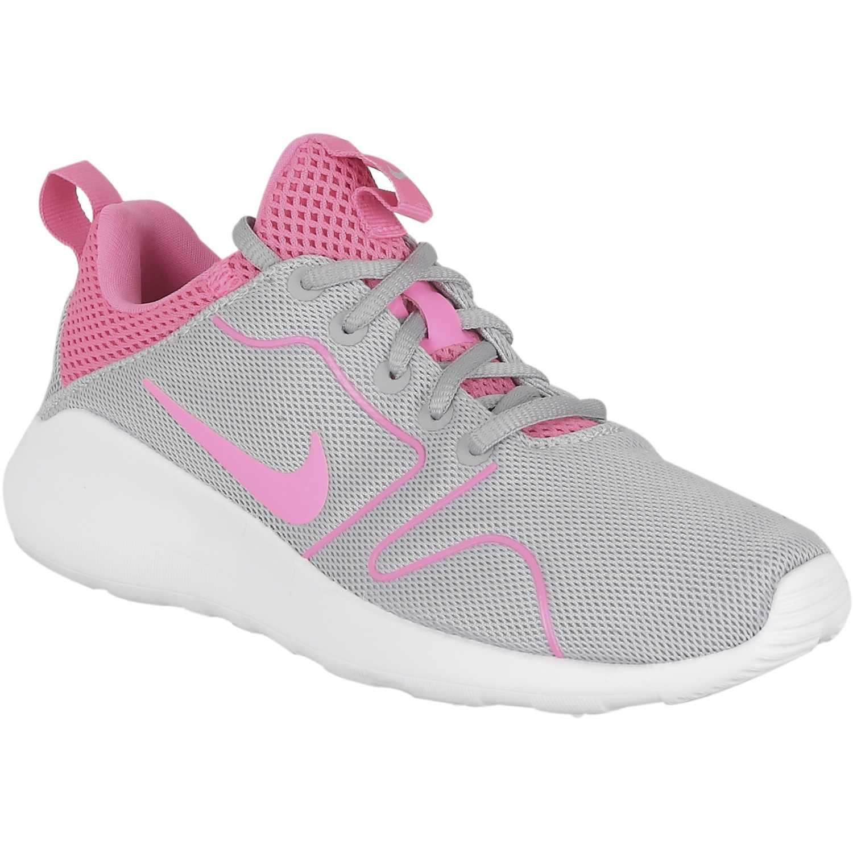 new styles 4765c 950df Zapatilla de Mujer Nike Gris / Rosado wmns kaishi 2.0 | platanitos.com