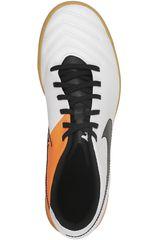 Zapatilla de Hombre Nike Blanco   Naranja tiempo rio iii ic ... c780b8edf4c1d