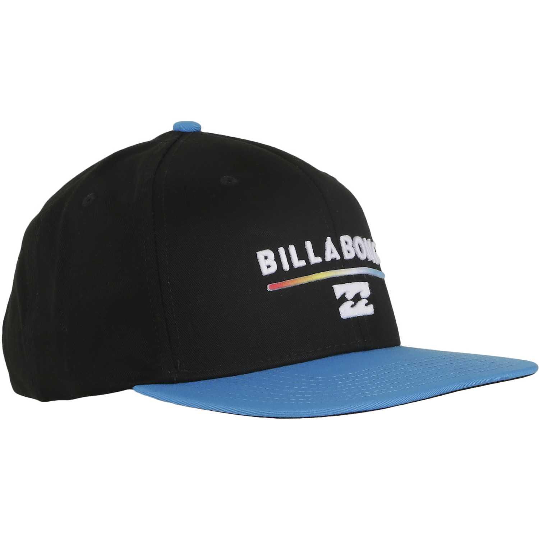 310bbd808b0ef Gorro de Hombre Billabong negro system snapback cap