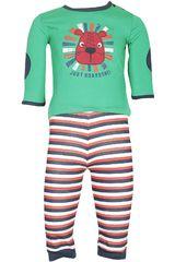 Pijama de Bebito Kayser0.603 Verde