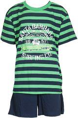 Pijama de Jovencito Kayser 76.524 Verde