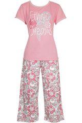 Pijama de Mujer Kayser 70.611 Frutilla