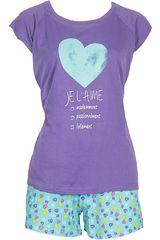 Pijama de Mujer Kayser 70.618 Morado