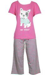 Pijama de Mujer Kayser 70.623 Fucsia