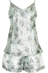Pijama de Mujer Kayser 70.632 Gris