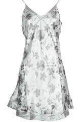 Pijama de Mujer Kayser 71.632 Gris