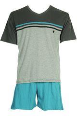 Pijama de Hombre Kayser77.516 Gris