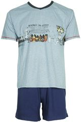 Pijama de Hombre Kayser77.518 Jeans