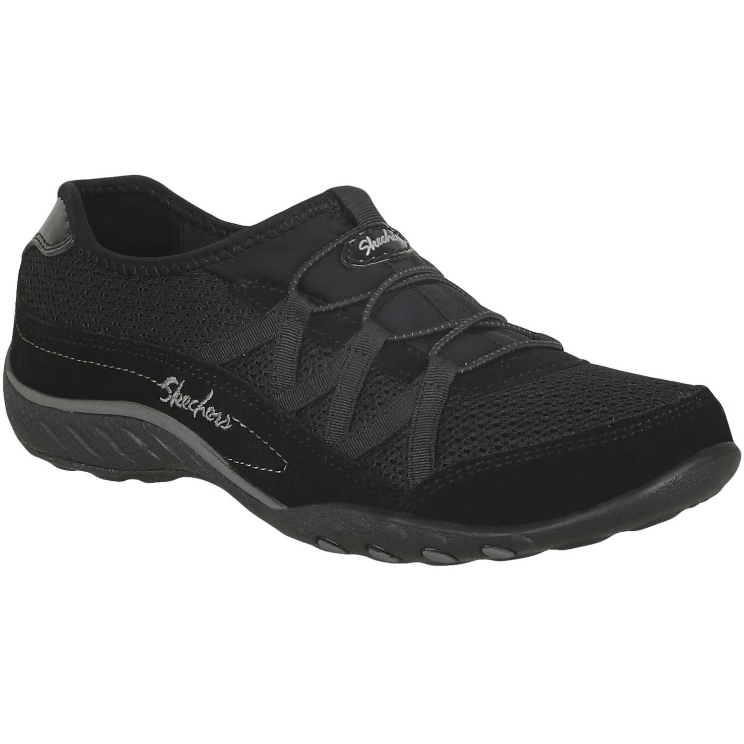 Zapatos negros Skechers para mujer UD1ixLR7c
