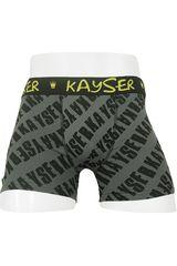Kayser Negro de Hombre modelo 93.89 Boxers Calzoncillos Ropa Interior Y Pijamas Lencería