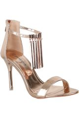 Platanitos Rosado de Mujer modelo FS 2221 Casual Calzado Fiesta Sandalias
