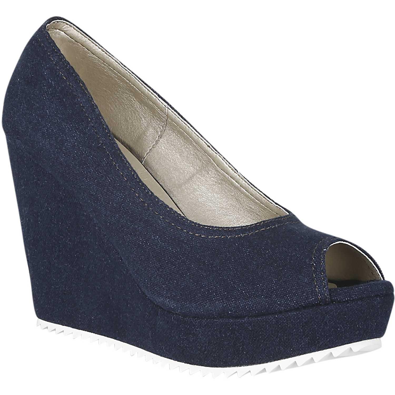 Calzado de Mujer Platanitos Azul cpw amy8