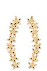 Set de aretes de Mujer REVER ARETES GOLD TRENDY 83787 Dorado