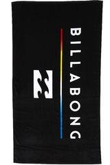 Toalla de Hombre Billabong TRI UNITY TOWEL Negro