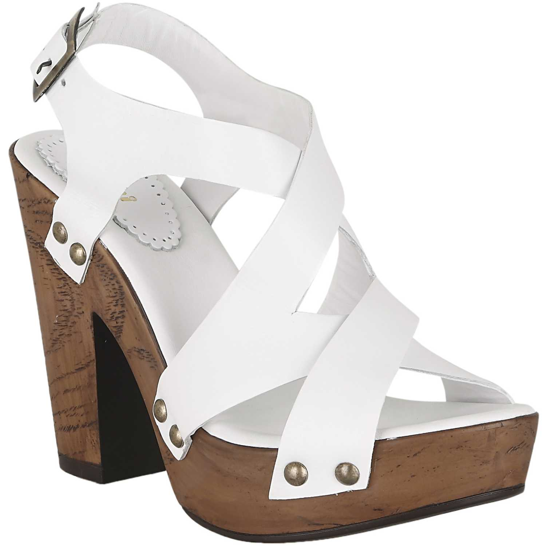 fd2ee522fe5 Sandalia Plataforma de Mujer Blanco sp 521701