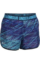 Under Armour Varios de Mujer modelo UA PRNT PERFECT PACE SHORT Shorts Deportivo