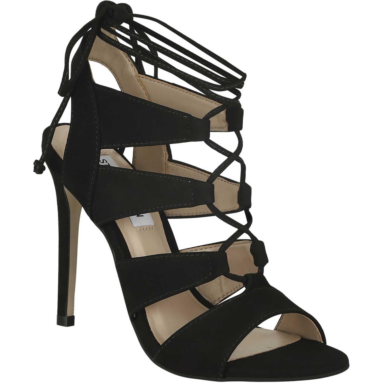 Sandalia de Mujer Steve Madden Negro sandalia