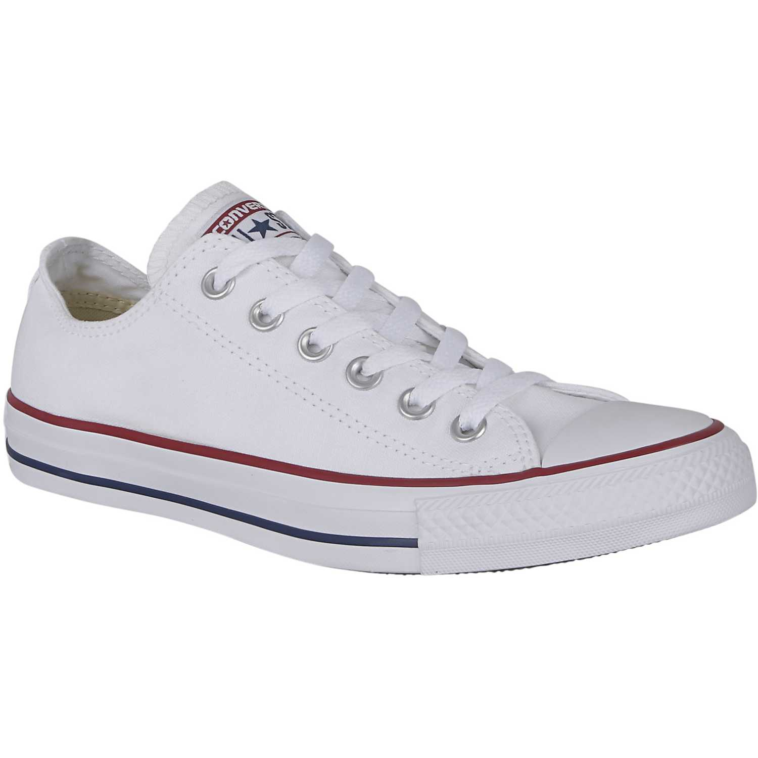 a88c2b732a9 Zapatilla de Jovencita Converse Blanco ct as core ox