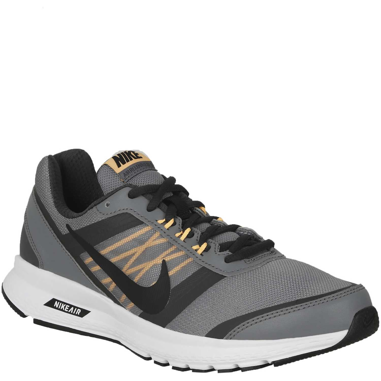 e08933a4af Zapatilla de Hombre Nike Gris / Negro air relentless 5 msl ...