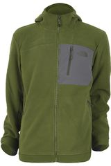 Casaca de Hombre The North Face M CHIMBORAZO FULL ZIP Verde