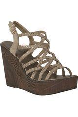 Sandalia de Mujer Platanitos SPW 2303 Beige