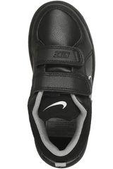 bf867884 Zapatilla de Niño Nike Negro / negro pico 4 bpv   platanitos.com