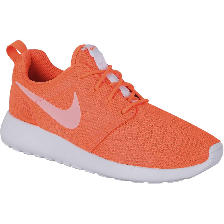 00b92d10f004 Zapatilla de Mujer Nike Anaranjado wmns roshe one