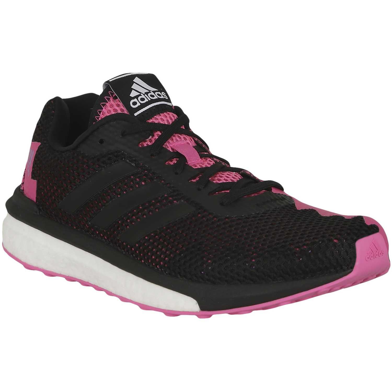 Zapatilla de Mujer Adidas Negro / rosado vengeful w