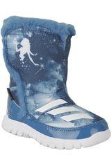 Zapatilla de Niña adidas DISNEY FROZEN MID I Celeste / Blanco