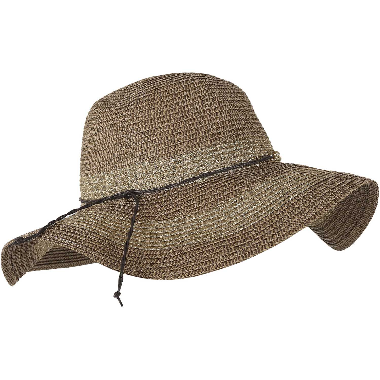 Sombrero de Mujer Platanitos Marron sa4-7-a