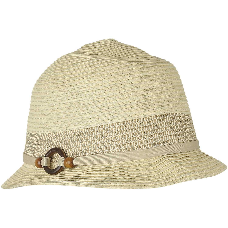 Sombrero de Mujer Platanitos Natural s81-16