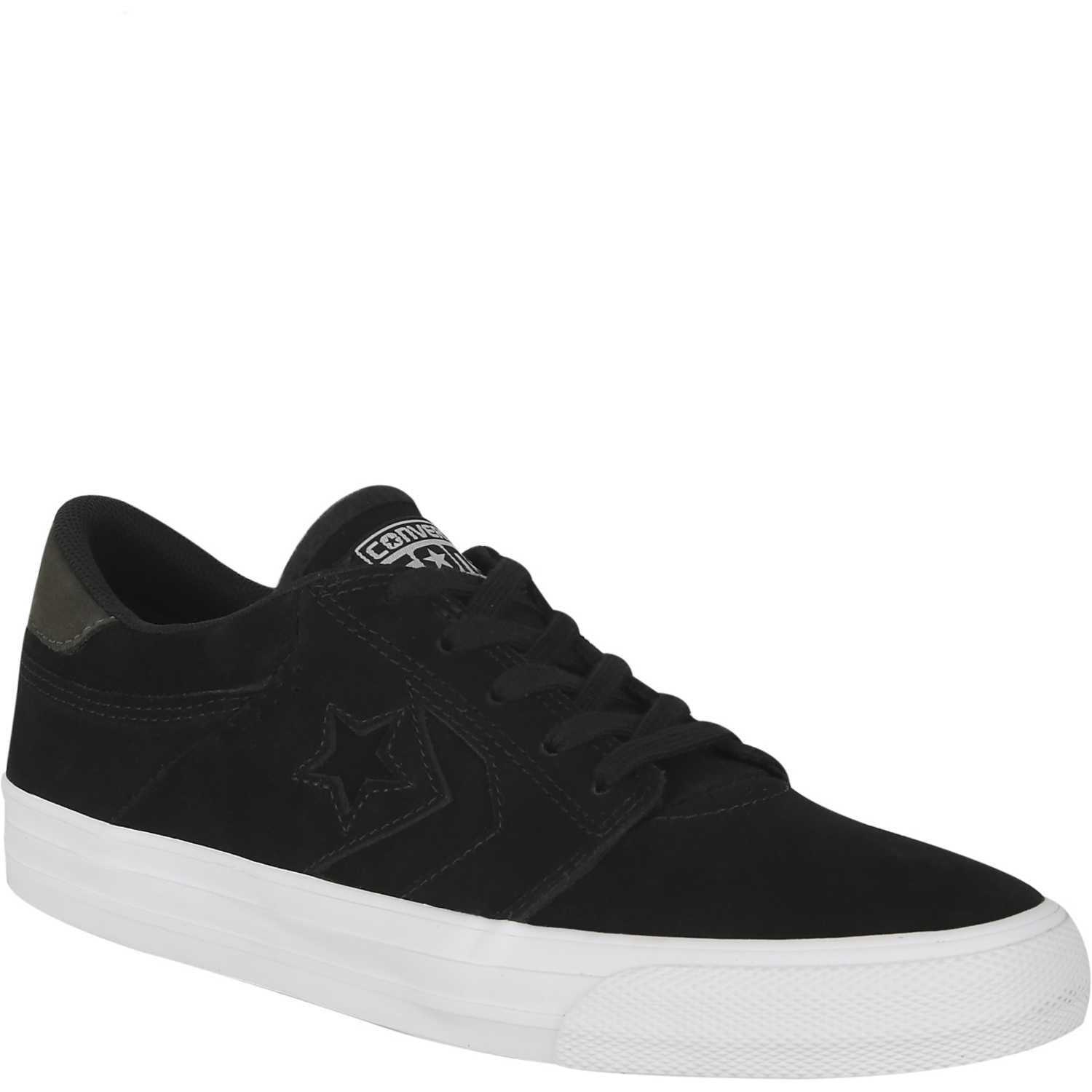 zapatilla converse cons star player ox negro