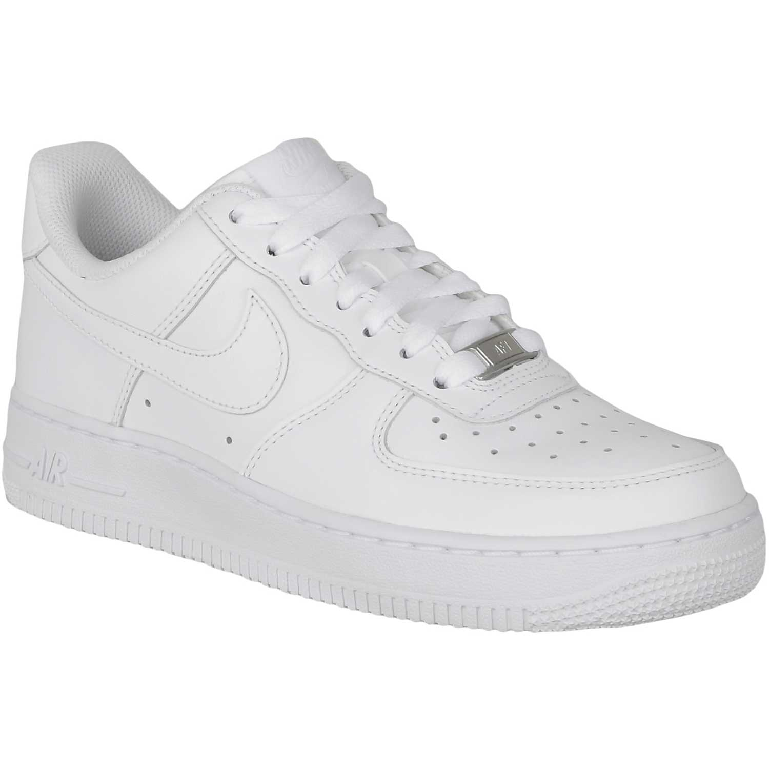 54affdb48c3d7 Zapatilla de Mujer Nike blanco wmns air force 1 07 le