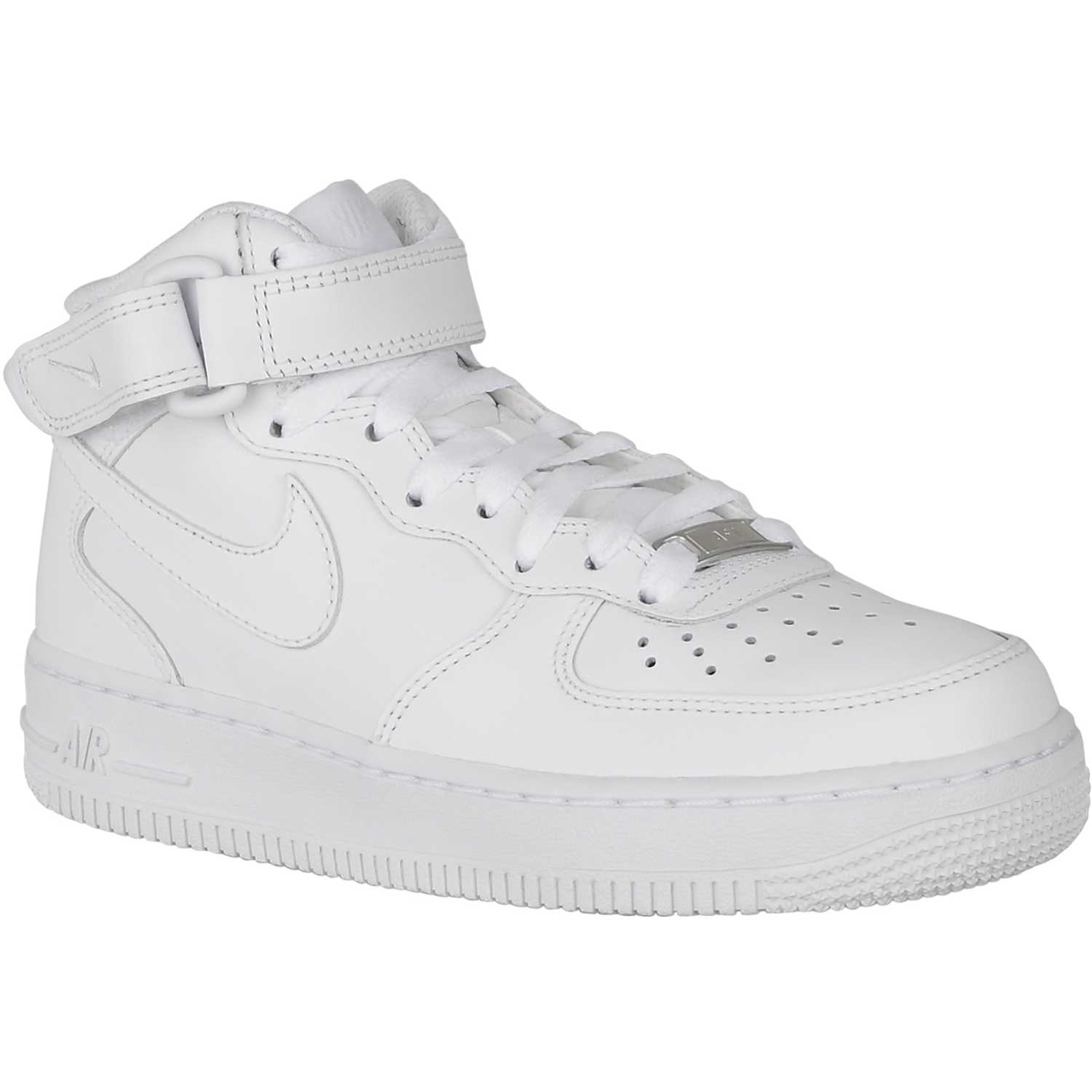online store 315d4 9a92b Zapatilla de Mujer Nike Blanco wmns air force 1 07 mid